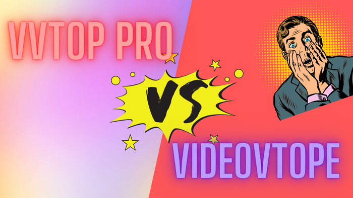 VVTOP vs VideoVTope - comparison of two versions of the legendary cheat app 😱