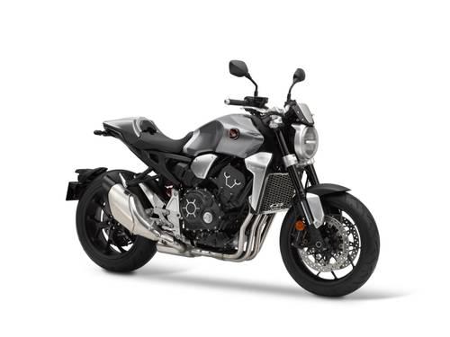 Honda CB1000R+ undefined