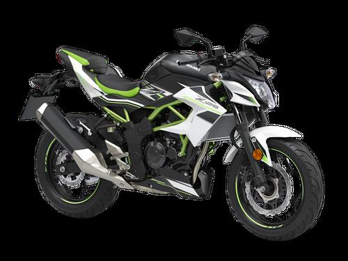 Kawasaki Z125 undefined