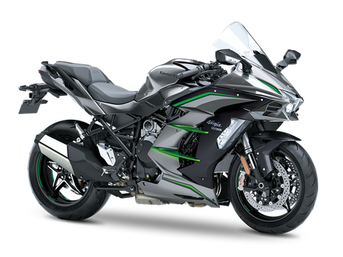 Kawasaki Ninja H2 SX SE+ undefined