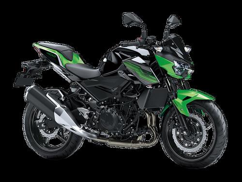 Kawasaki Z400 undefined
