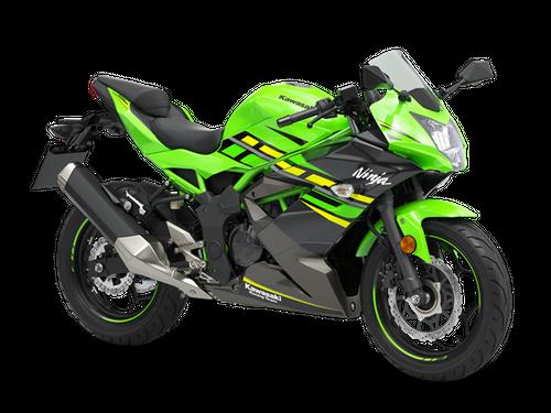 Kawasaki Ninja 125 undefined