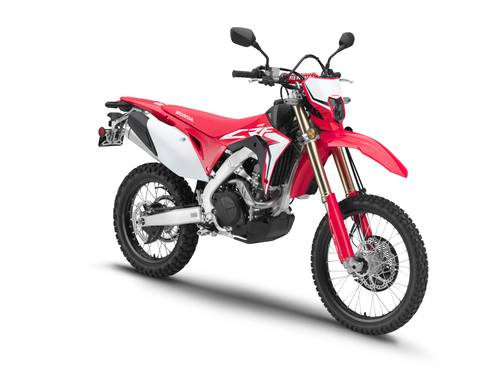 Honda CRF450L undefined