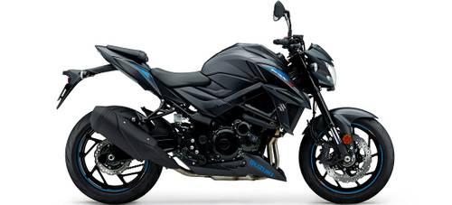 Suzuki GSX-S750 undefined