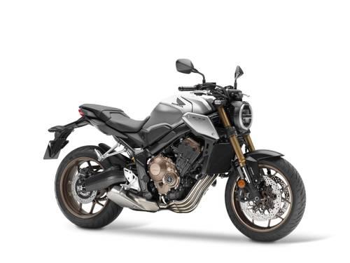 Honda CB650R undefined