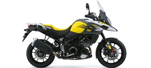 Suzuki DL1000 V-Strom undefined