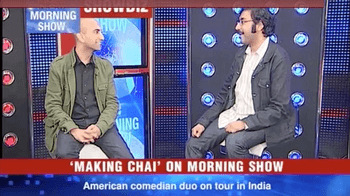 TIMES NOW – 'Making Chai Not War' Performs Across India