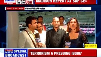 TIMES NOW – PM Modi Has A Good Sense Of Humor Says Comedian Rajiv Satyal