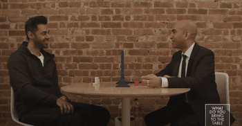 What Do You Bring To The Table? Hasan Minhaj