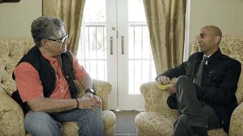 Interviewing Deepak Chopra