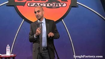 Standup @ Hollywood Laugh Factory