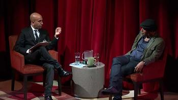 Interviewing Aasif Mandvi, The Daily Show