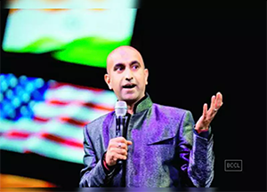 THE TIMES OF INDIA – Stand-up Comedy Goes from Dissing Politicos to Performing for Them
