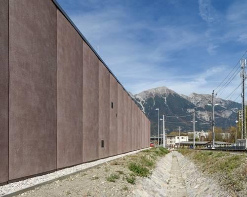 Brenner Basistunnel - Schaltposten