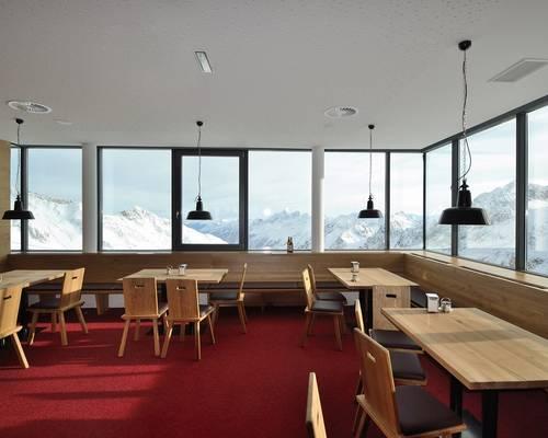 Generalsanierung Bergrestaurant Eisgrat