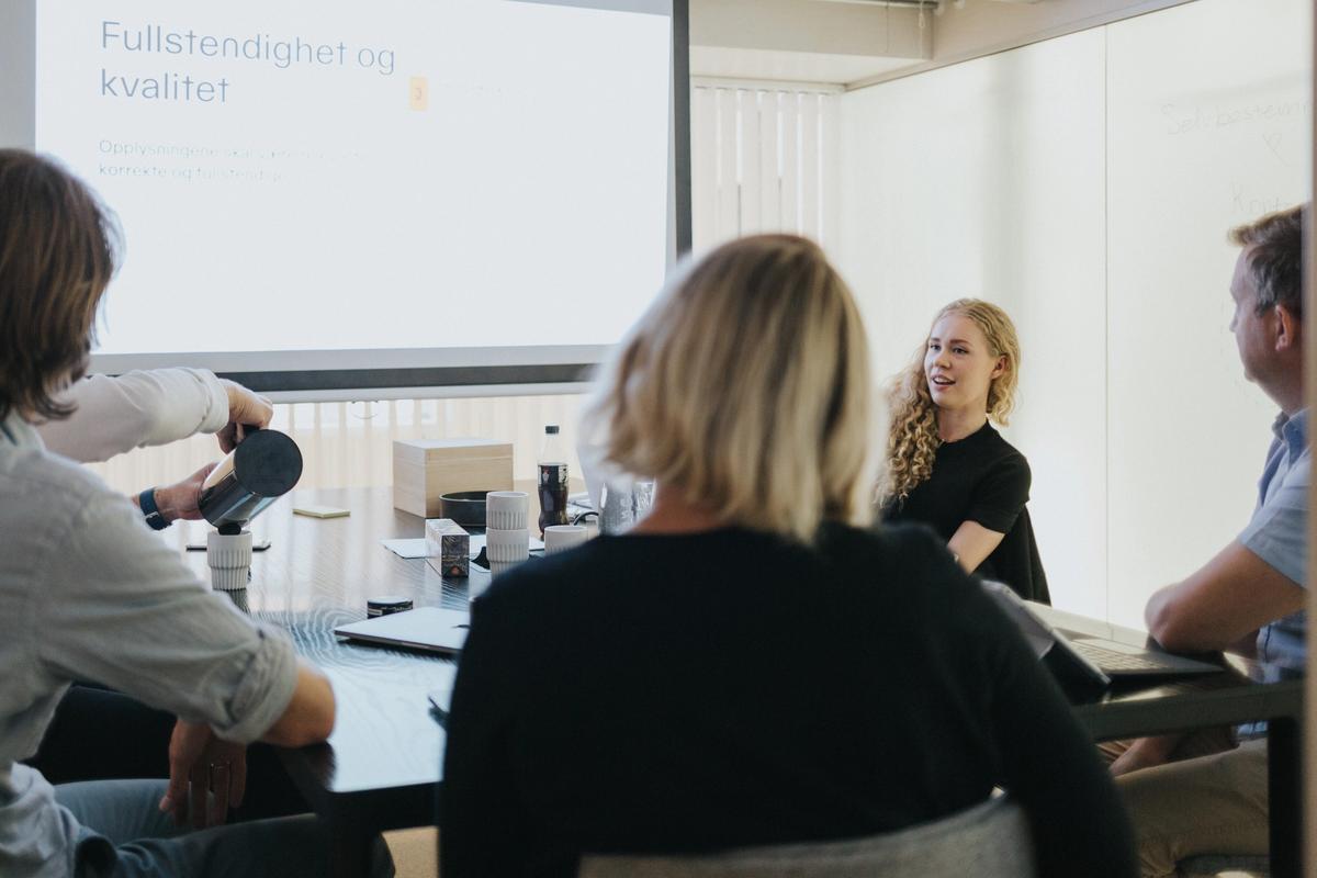 Bilde fra Netlife Design i Oslo.