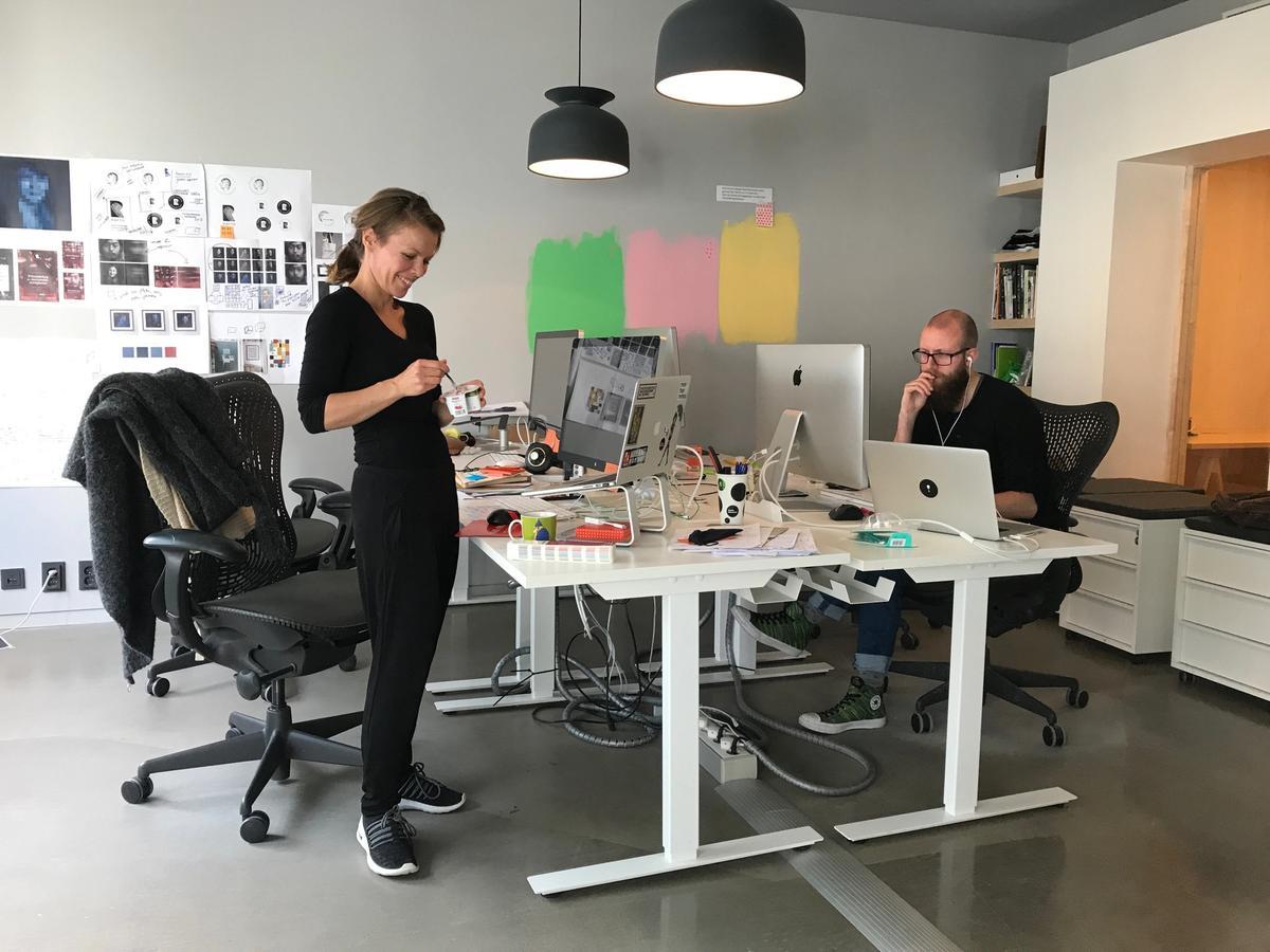 Trivelige kolleger i Netlife Bergen