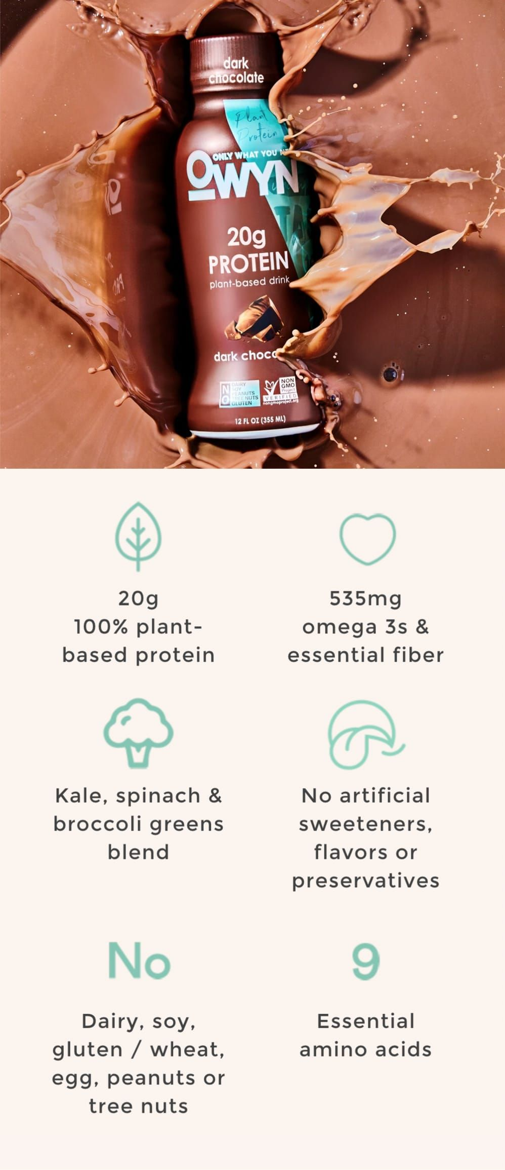 The cleanest protein shake