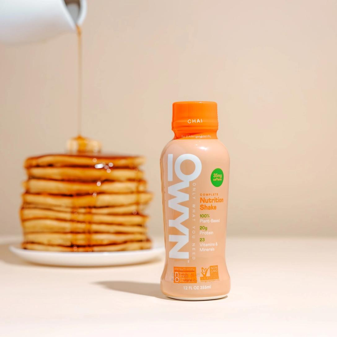 Fluffy OWYN Pancakes