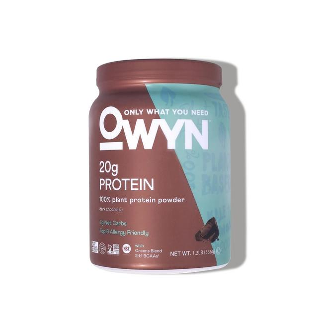 OWYN Chocolate Protein Powder 1lb