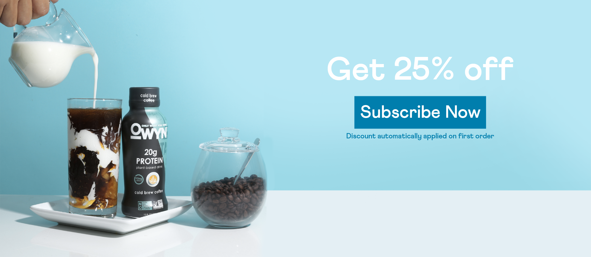 Get 25% off - Subscribe Now
