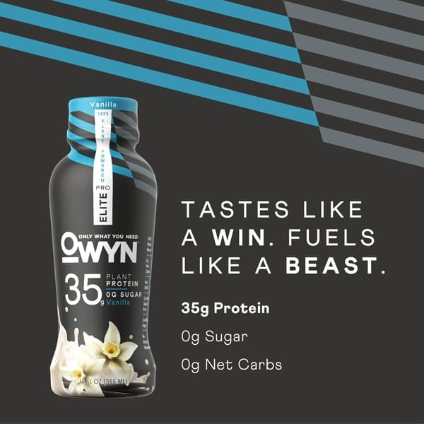 Tastes like a win.