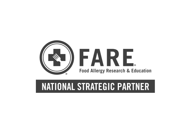 FARE - Food Allergy Research & Education - National Strategic Partner