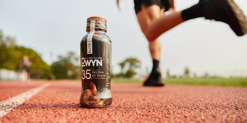 OWYN Pro Elite Protein Shakes Athletics