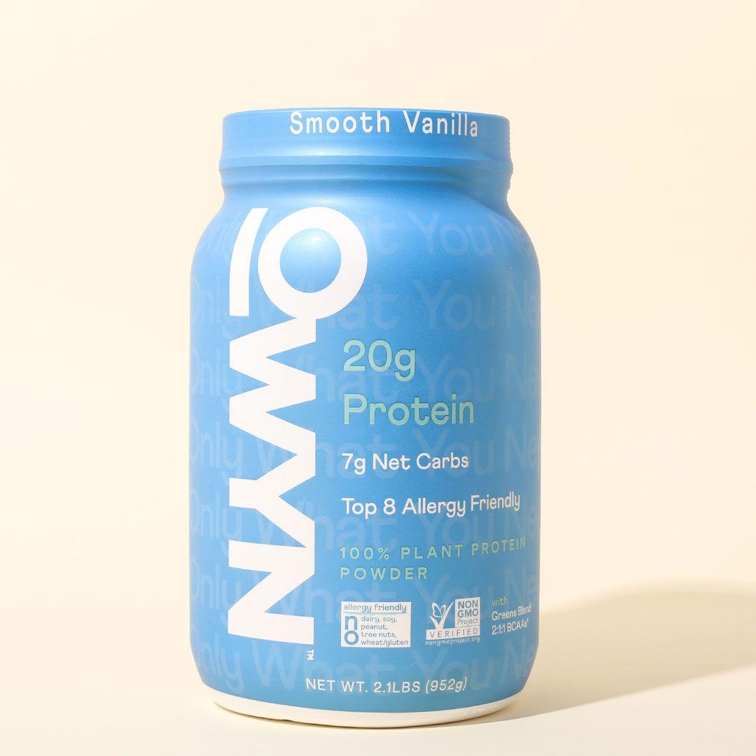 Smooth Vanilla Protein Powder