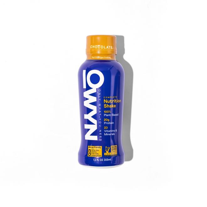 OWYN Chocolate Meal Replacement Shake Bottle