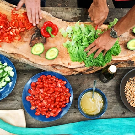 How to Cook Healthy Food
