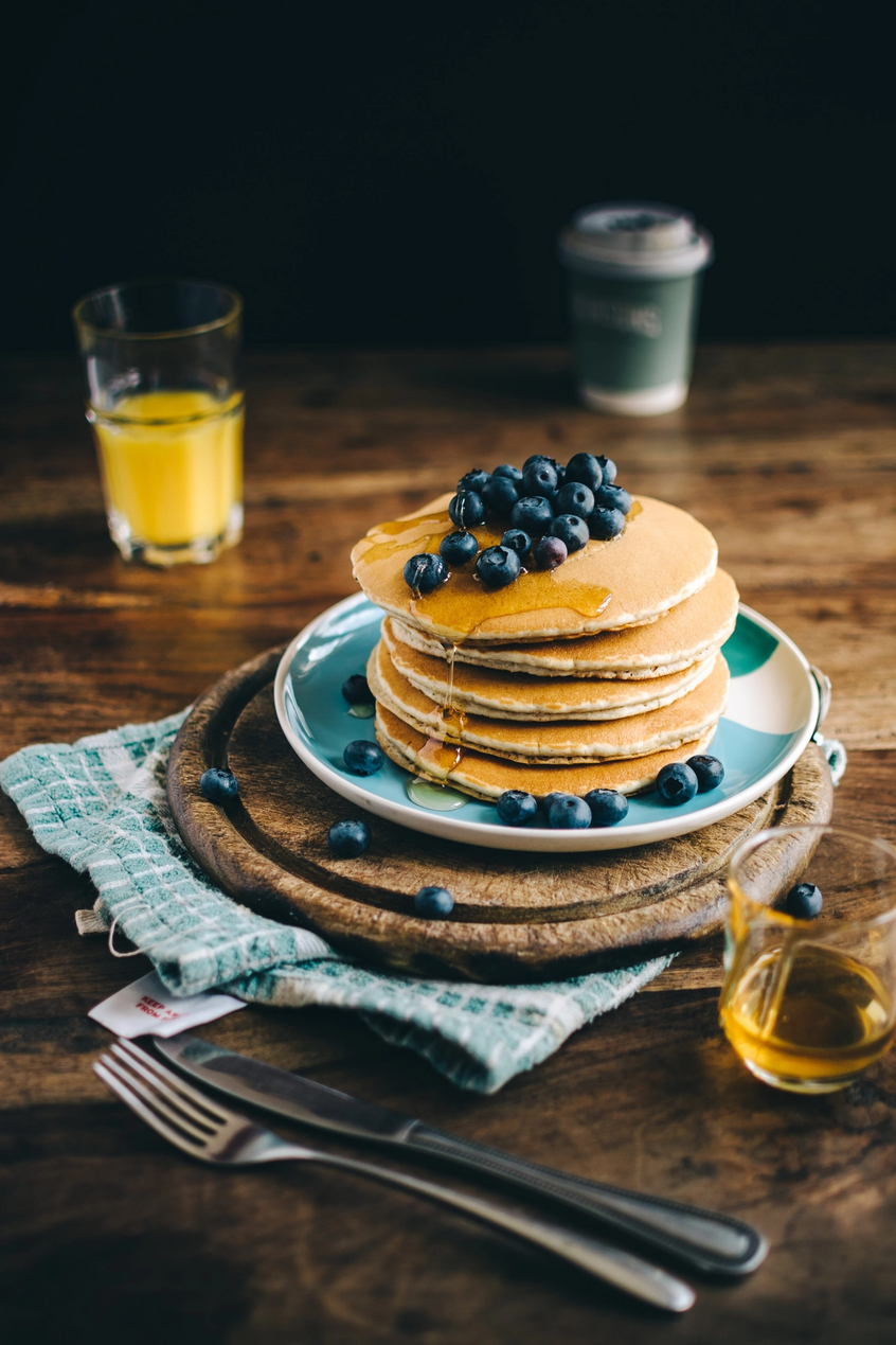 How to Make Pancakes With Protein Powder