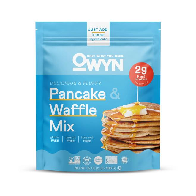 OWYN Pancake & Waffle Mix - Bag