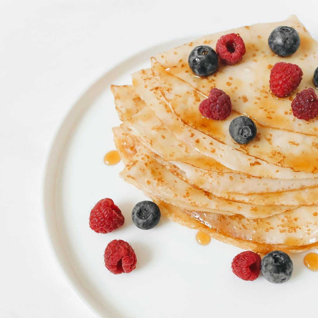 OUI' Have Crepes!