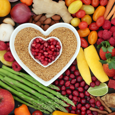 Plant-Based Diets are Beneficial for Cardiovascular Health