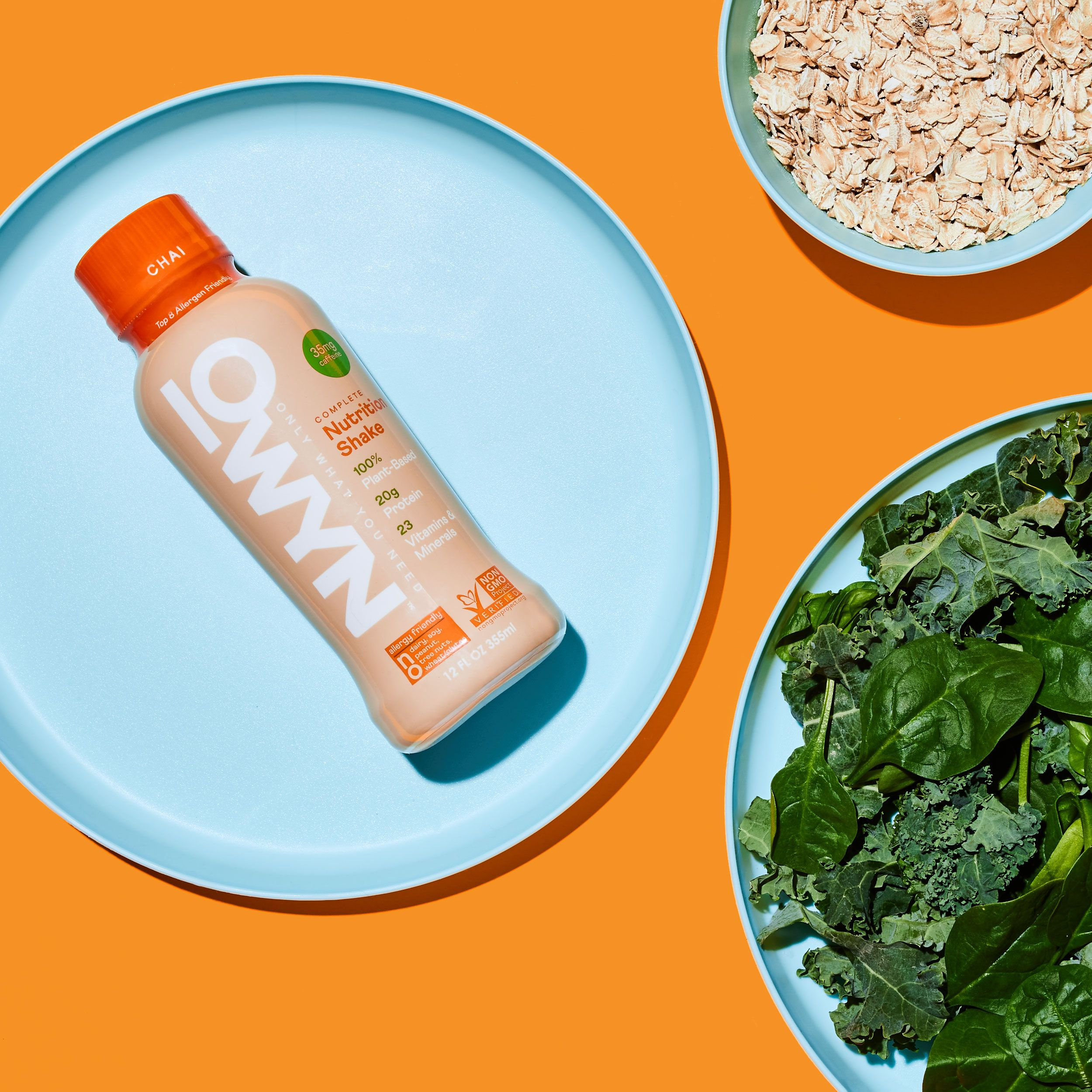 Chai Meal Replacement Shakes