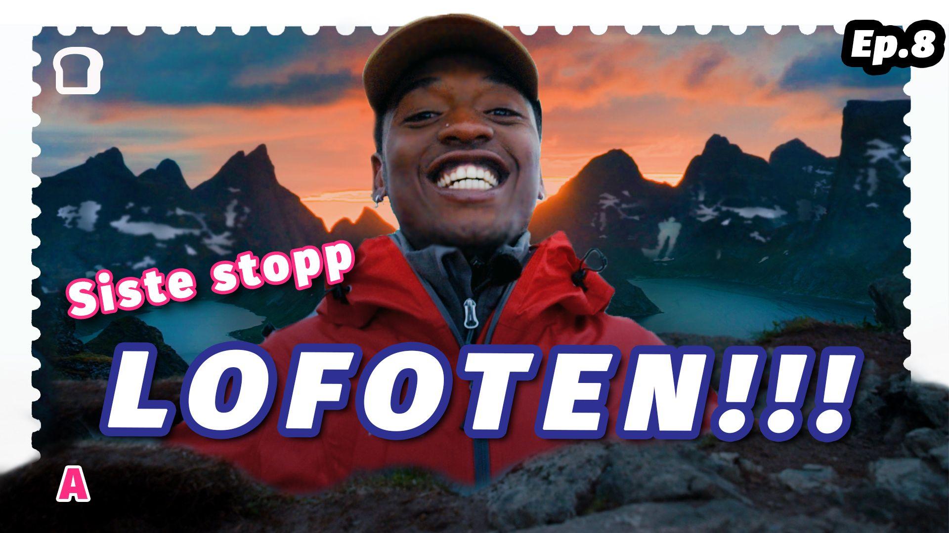 I seriens siste episode har bassene kommet seg helt til idylliske Lofoten! Her har Emil og Morten arrangert det de tenker er den perfekte avslutningen for reisen, så får vi se om Safari er enig.