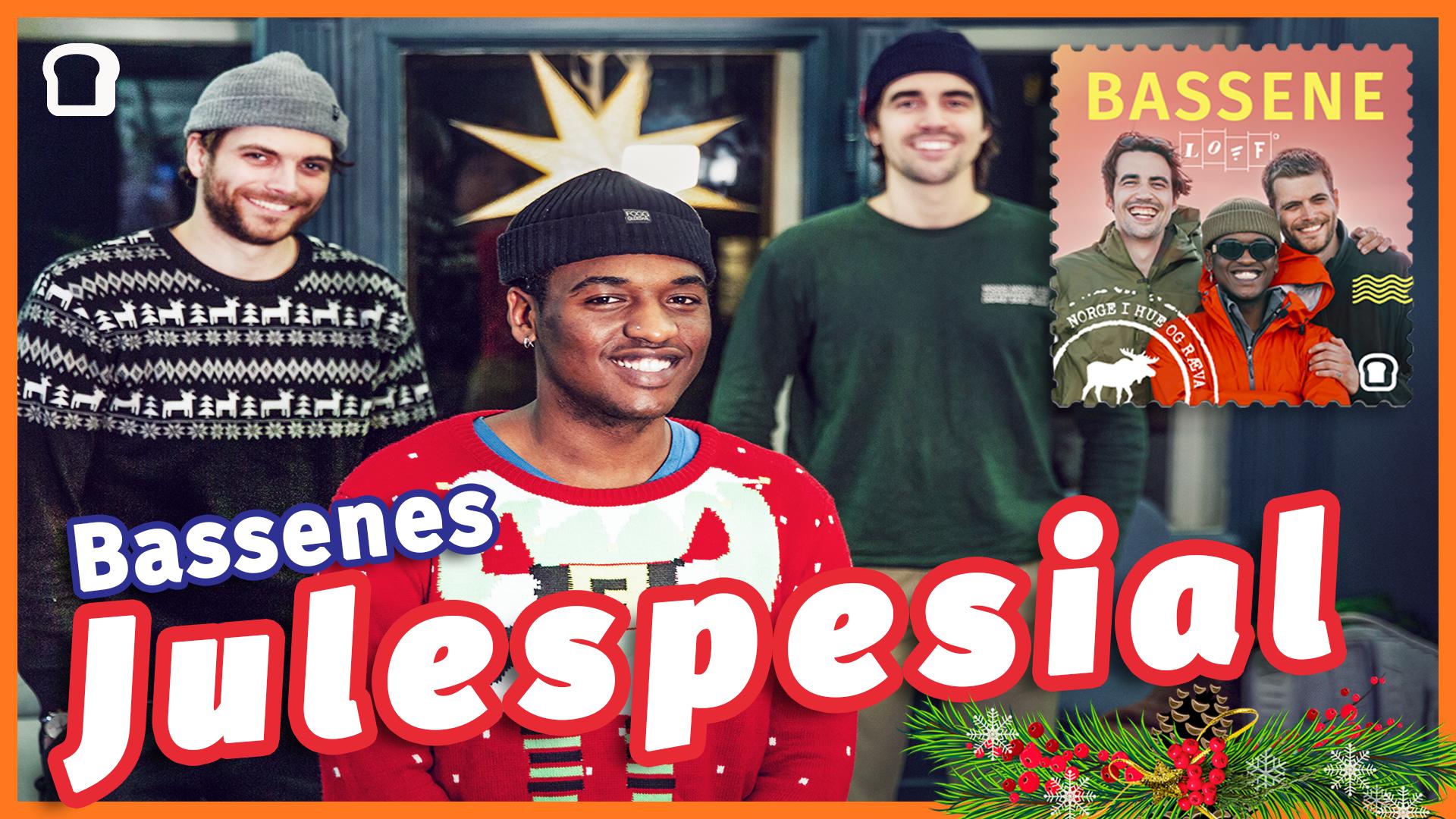Julespesial! Bassene vurderer å gå ut i streik, Emil byr på nydelig julemat og Safari forteller om sin siste jul i Zambia.