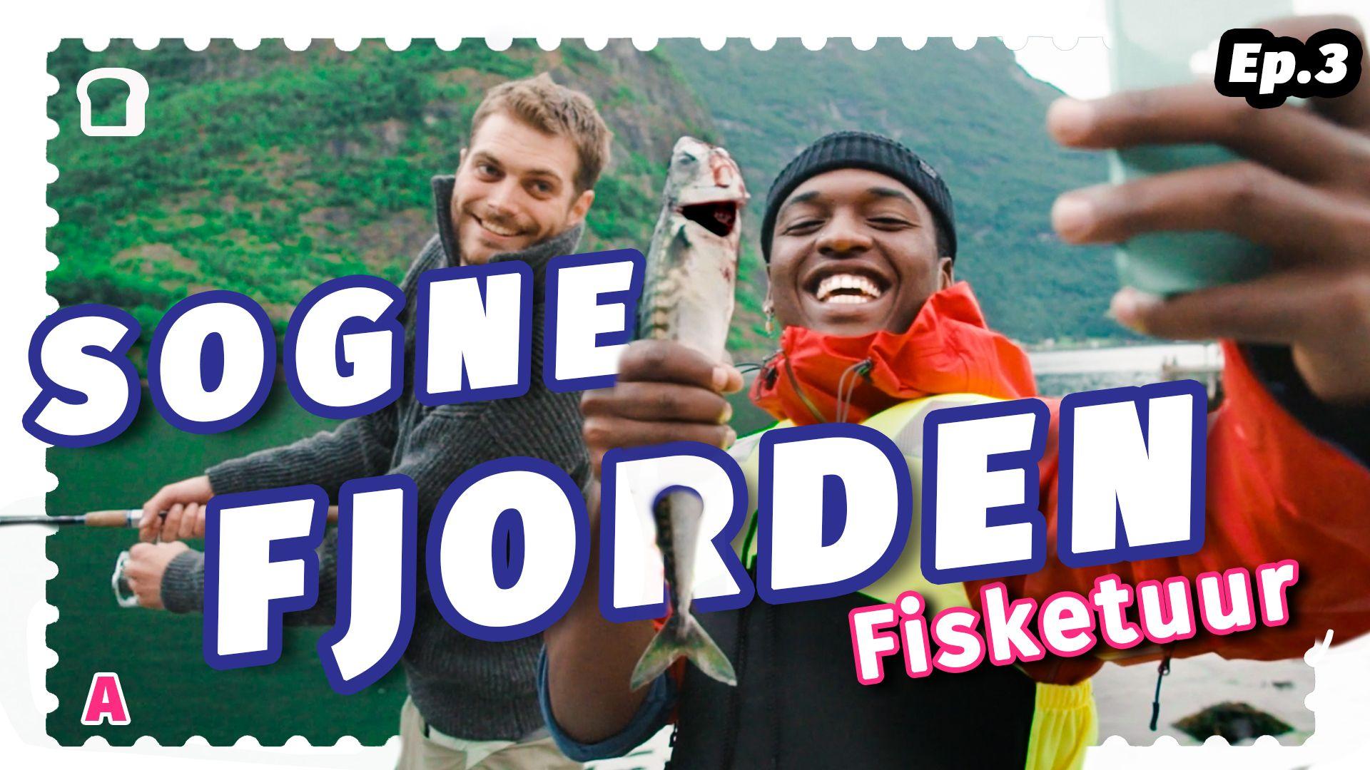 I seriens tredje episode tar Morten med Emil og Safari for å vise bassene hans store lidenskap, å fiske.   Safari får utfordret vannskrekken sin, testet redningsvest, og han får oppleve hvorfor Morten er så glad i å fiske. Emil får også utfordret seg på hvordan det er å være på et sted skjermet for mennesker.