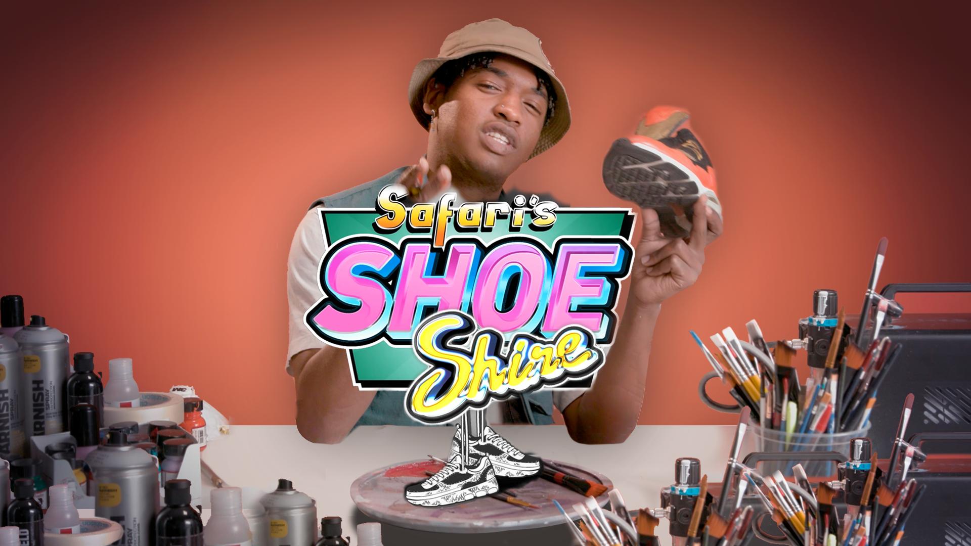 Safari's Shoeshine
