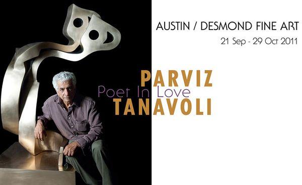 Parviz Tanavoli 'Poet in Love'