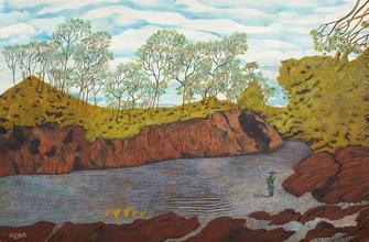 Fishing, c.1965