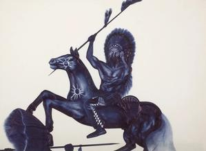 American Indian, 1970/71