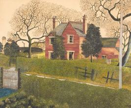 The Red House, c. 1950-57