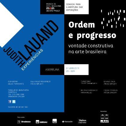 Exhibition of Judith Lauand, MAM São Paulo