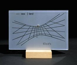 Sea/Land Indoor Sundial