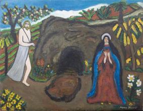 Jesus (The Garden)