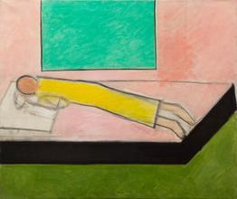 Figure on a Bed II