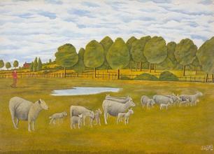 Shepherd & Flock