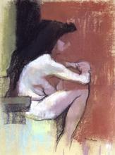 Pastel Nude, c.1949